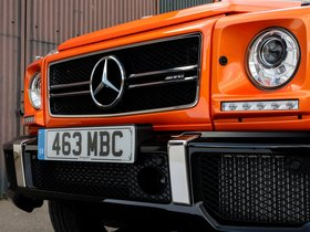 Ver foto 35 de Mercedes AMG G63 Colour Edition W463 UK 2016