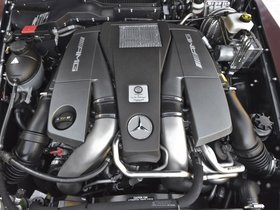 Ver foto 24 de Mercedes Clase G 63 AMG W463 USA 2012