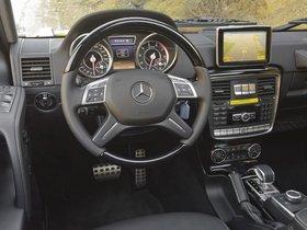 Ver foto 27 de Mercedes Clase G 63 AMG W463 USA 2012