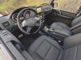 Ver foto 26 de Mercedes Clase G 63 AMG W463 USA 2012