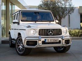Fotos de Mercedes AMG G 63 W463 2018