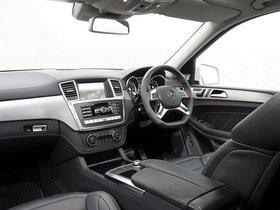 Ver foto 9 de Mercedes GL 63 AMG X166 UK 2013