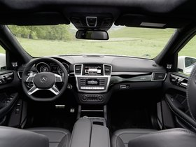 Ver foto 13 de Mercedes Clase GL AMG 63 X166 2012