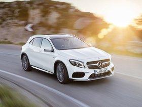 Ver foto 12 de Mercedes-AMG GLA 45 4Matic 2017