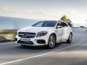 Ver foto 3 de Mercedes-AMG GLA 45 4Matic 2017