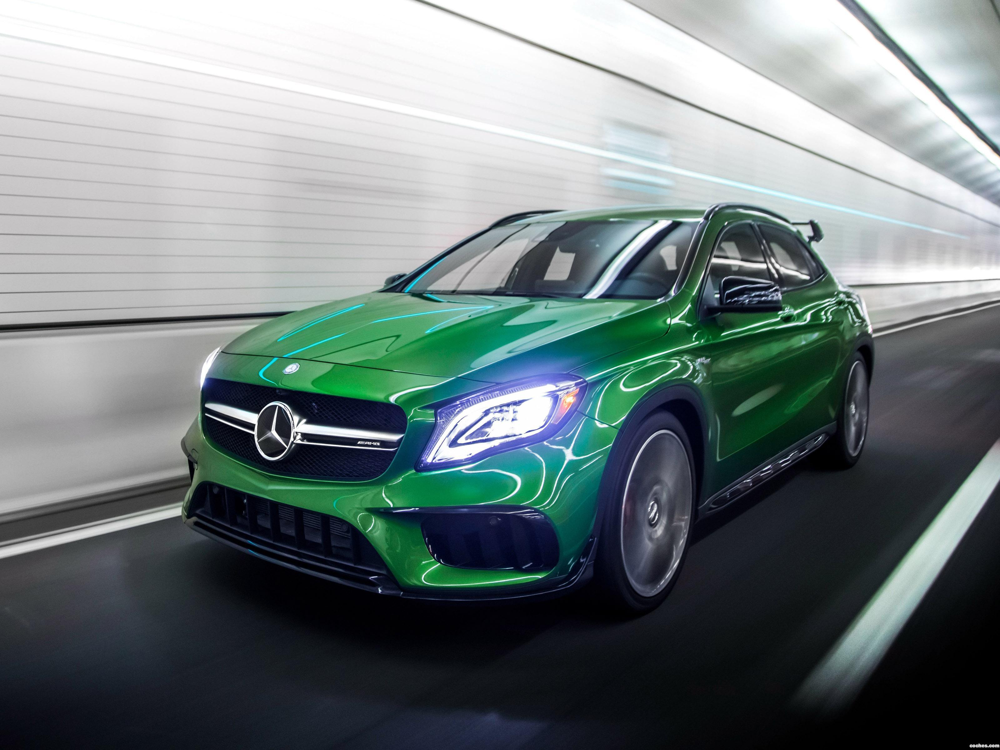 Foto 0 de Mercedes-AMG GLA 45 4Matic USA 2017