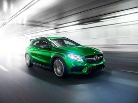 Ver foto 13 de Mercedes-AMG GLA 45 4Matic USA 2017