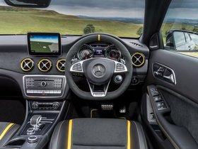 Ver foto 39 de Mercedes AMG GLA 45 4MATIC Yellow Night Edition X156 UK 2017