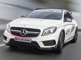 Ver foto 9 de Mercedes Clase GLA 45 Concept 2013