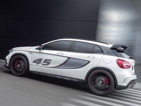 Ver foto 8 de Mercedes Clase GLA 45 Concept 2013