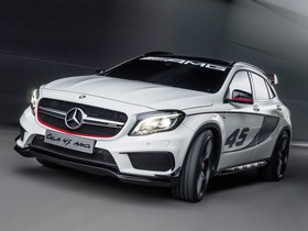 Ver foto 7 de Mercedes Clase GLA 45 Concept 2013