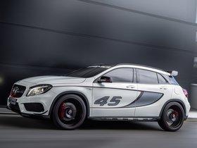 Ver foto 5 de Mercedes Clase GLA 45 Concept 2013