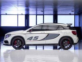 Ver foto 4 de Mercedes Clase GLA 45 Concept 2013