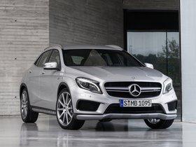 Ver foto 20 de Mercedes Clase GLA 45 AMG X156 2014