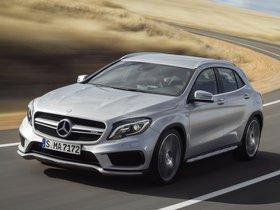 Ver foto 14 de Mercedes Clase GLA 45 AMG X156 2014