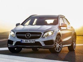 Ver foto 11 de Mercedes Clase GLA 45 AMG X156 2014