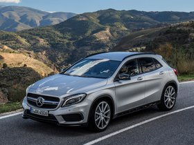 Ver foto 27 de Mercedes Clase GLA 45 AMG X156 2014