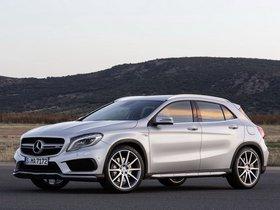 Ver foto 8 de Mercedes Clase GLA 45 AMG X156 2014