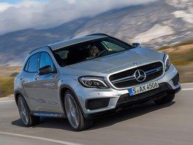 Ver foto 23 de Mercedes Clase GLA 45 AMG X156 2014