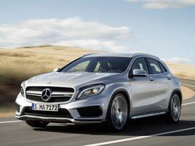 Ver foto 5 de Mercedes Clase GLA 45 AMG X156 2014