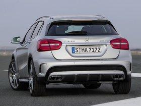 Ver foto 4 de Mercedes Clase GLA 45 AMG X156 2014