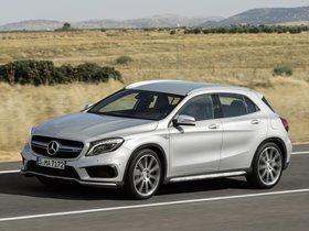 Ver foto 2 de Mercedes Clase GLA 45 AMG X156 2014