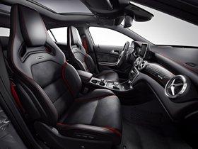 Ver foto 4 de Mercedes GLA 45 AMG Edition 1 X156 2014