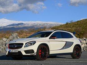 Ver foto 3 de Mercedes GLA 45 AMG Edition 1 X156 2014