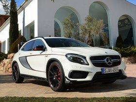 Ver foto 1 de Mercedes GLA 45 AMG Edition 1 X156 2014