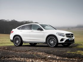 Ver foto 23 de Mercedes AMG GLC 43 4MATIC Coupe C253 UK 2017