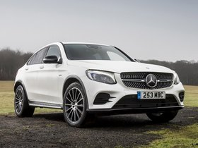 Ver foto 21 de Mercedes AMG GLC 43 4MATIC Coupe C253 UK 2017