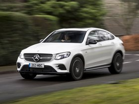 Ver foto 20 de Mercedes AMG GLC 43 4MATIC Coupe C253 UK 2017
