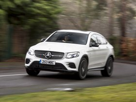 Ver foto 16 de Mercedes AMG GLC 43 4MATIC Coupe C253 UK 2017