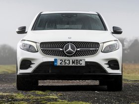 Ver foto 15 de Mercedes AMG GLC 43 4MATIC Coupe C253 UK 2017