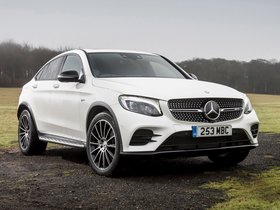 Ver foto 13 de Mercedes AMG GLC 43 4MATIC Coupe C253 UK 2017