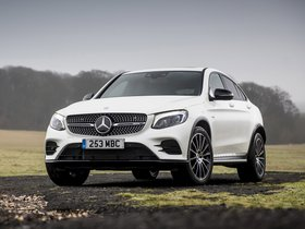 Ver foto 7 de Mercedes AMG GLC 43 4MATIC Coupe C253 UK 2017