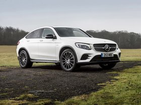 Ver foto 3 de Mercedes AMG GLC 43 4MATIC Coupe C253 UK 2017