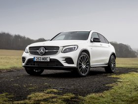 Ver foto 2 de Mercedes AMG GLC 43 4MATIC Coupe C253 UK 2017
