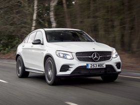 Ver foto 1 de Mercedes AMG GLC 43 4MATIC Coupe C253 UK 2017