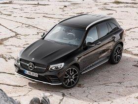 Ver foto 14 de Mercedes AMG GLC 43 4MATIC X253 2016