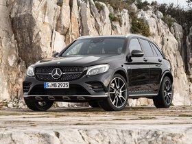 Ver foto 10 de Mercedes AMG GLC 43 4MATIC X253 2016