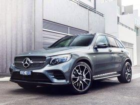 Fotos de Mercedes-AMG GLC 43 4Matic Australia 2016