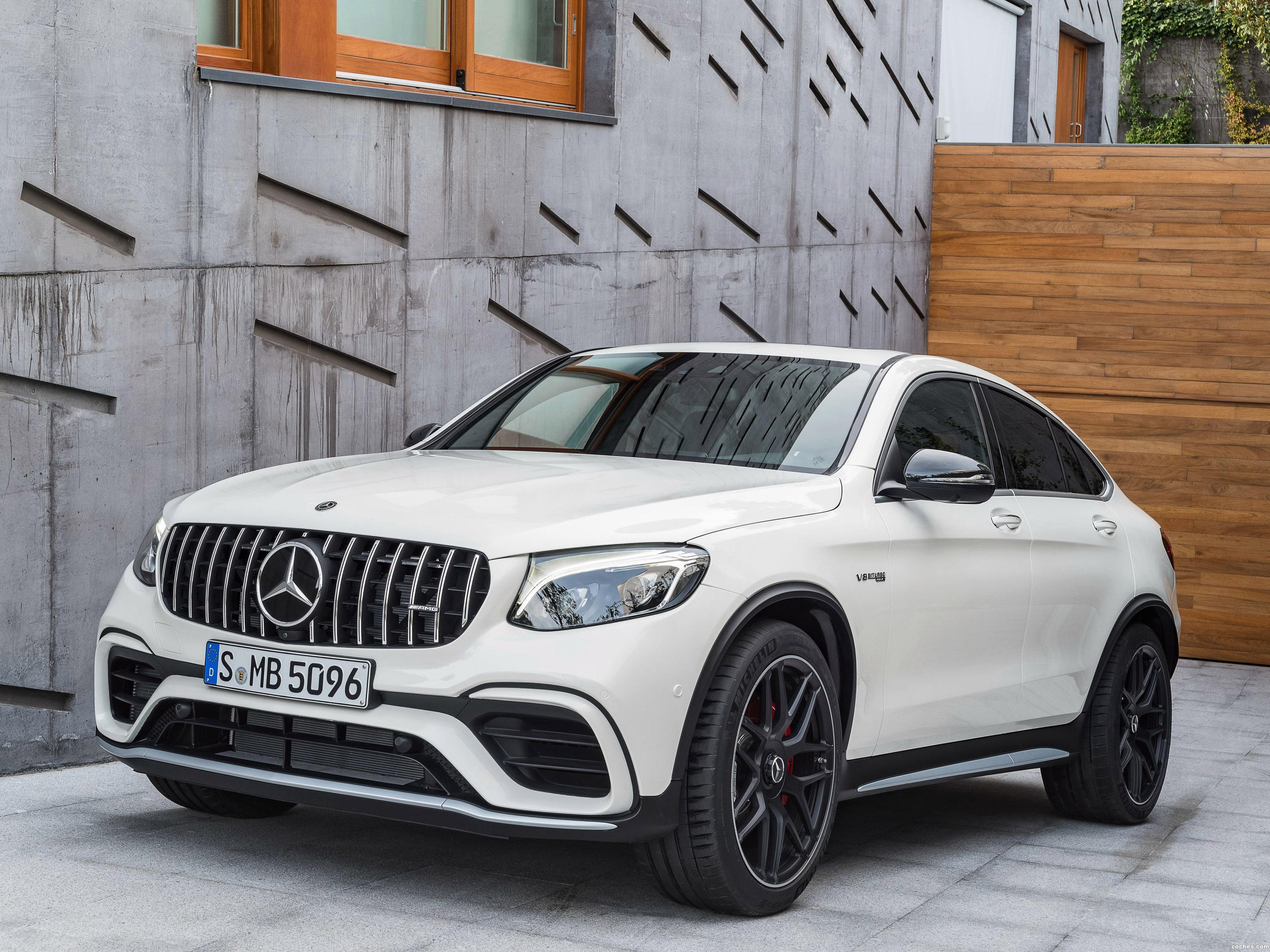 Foto 0 de Mercedes AMG GLC Coupe 63 S 4MATIC C253 2017