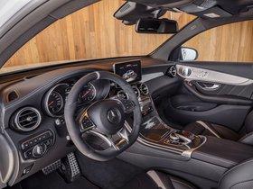 Ver foto 23 de Mercedes AMG GLC Coupe 63 S 4MATIC C253 2017