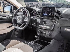 Ver foto 18 de Mercedes Clase GLE AMG 450 4MATIC Coupe C292 2015