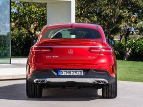 Ver foto 2 de Mercedes Clase GLE AMG 450 4MATIC Coupe C292 2015