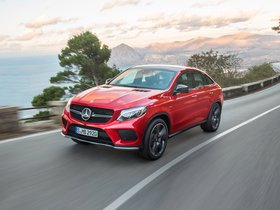 Fotos de Mercedes Clase GLE Coupe