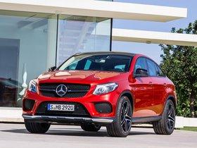 Ver foto 10 de Mercedes Clase GLE AMG 450 4MATIC Coupe C292 2015