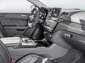 Ver foto 30 de Mercedes AMG GLE 63 Coupe C292 2015