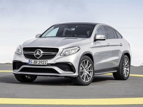 Fotos de Mercedes AMG GLE 63 Coupe C292 2015